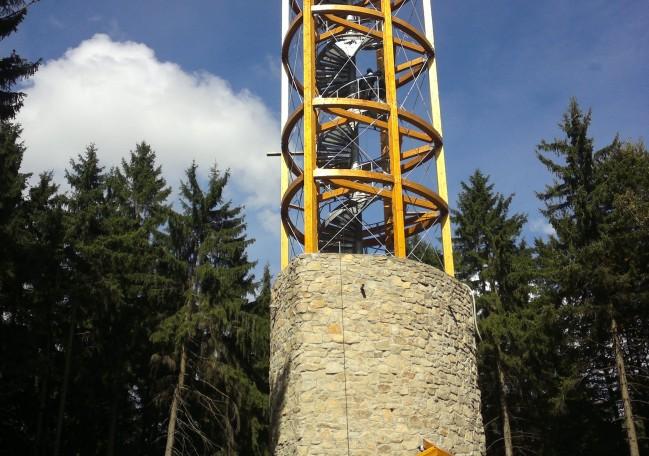 Vyhliadková veža Mařenka