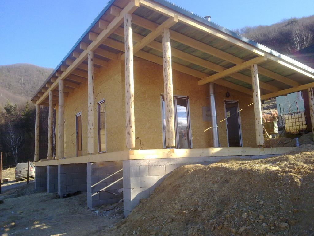 Drevené konštrukcie